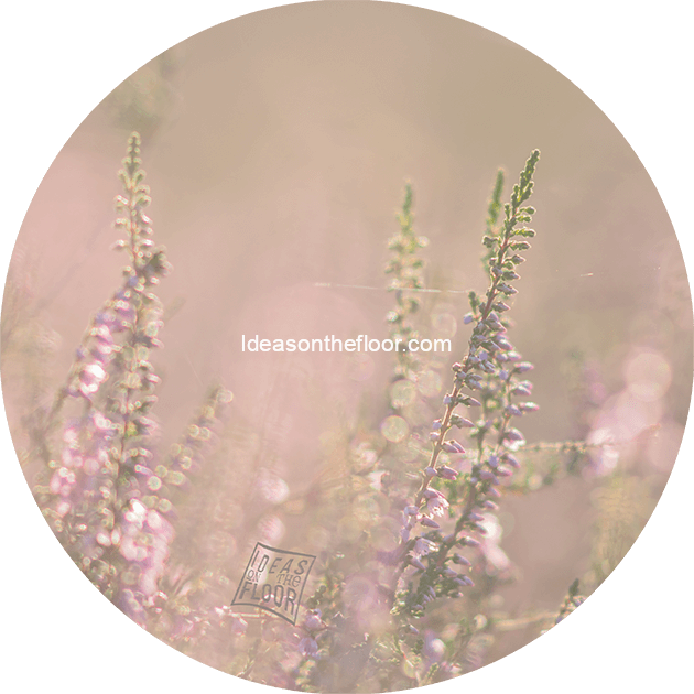 Behangcirkel-heide-bloemen-bestelnummer-654820