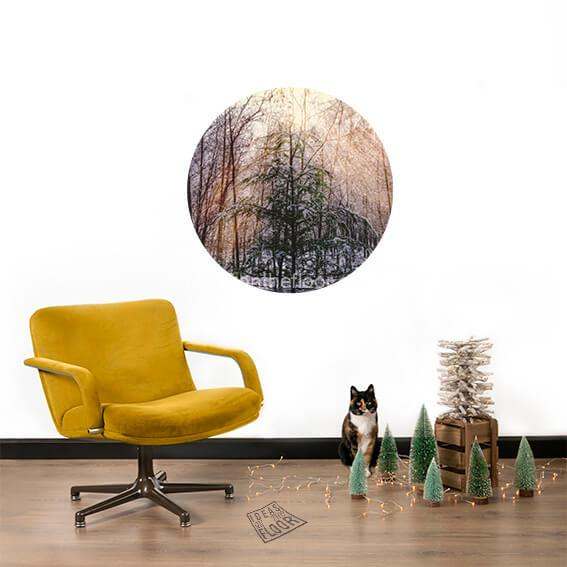 BC-kerstboom-schilderchtig-effekt-in-interieur