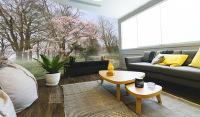 Ideasonthefloor.com Fotomuur voorjaar bloesem 761118-in-woonkamer