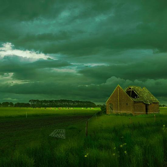 289321-moody-landschap-donker-wolken